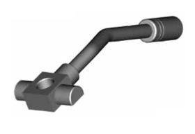 Raccordi ad occhio 10mm per freni  - GBHFB113 - GBHFB114