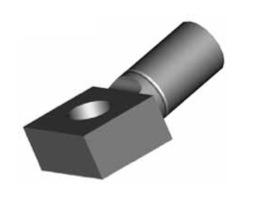 Raccordi ad occhio 10mm per freni  - GBHFB12