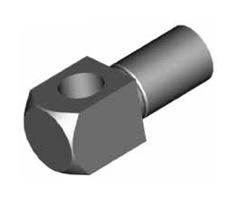 Raccordi ad occhio 10mm per freni  - GBHFB13
