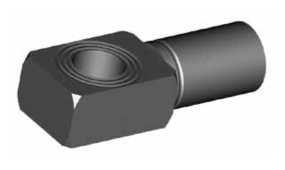 Raccordi ad occhio 10mm per freni  - GBHFB144