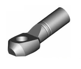 Raccordi ad occhio 10mm per freni  - GBHFB16