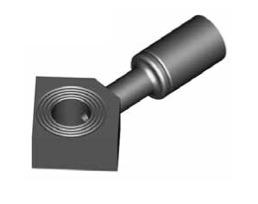 Raccordi ad occhio 10mm per freni  - GBHFB286