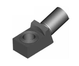 Raccordi ad occhio 10mm per freni  - GBHFB300
