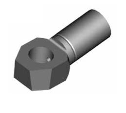 Raccordi ad occhio 10mm per freni  - GBHFB46