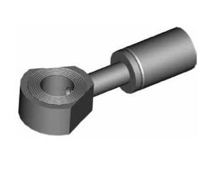 Raccordi ad occhio 10mm per freni  - GBHFB53
