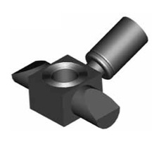 Raccordi ad occhio 10mm per freni  - GBHFB85