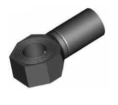 Raccordi ad occhio 10mm per freni  - GBHFB91