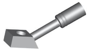 Raccordi ad occhio 10mm per freni  - GBHFB17