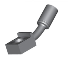 Raccordi ad occhio 10mm per freni  - GBHFB180