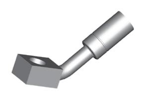 Raccordi ad occhio 10mm per freni  - GBHFB21