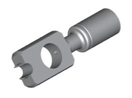 Raccordi ad occhio 12mm per freni  - GBHFB145