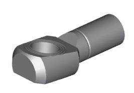 Raccordi ad occhio 12mm per freni  - GBHFB146