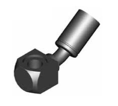 Raccordi ad occhio 8mm per freni  - GBHFB112