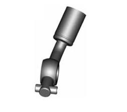 Raccordi ad occhio curvi per freni  - GBHFB356 - GBHFB357