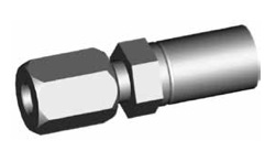 Raccordi a compressione per tubi freno  - GBHF31 - GBHF30
