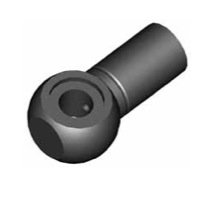 Raccordi ad occhio diritti 8mm per freni  - GBHFB111