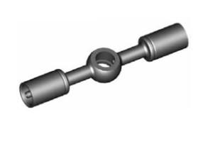 Raccordi ad occhio diritti 10mm per freni  - GBHFB194