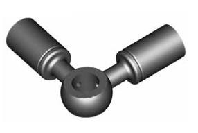 Raccordi ad occhio diritti 10mm per freni  - GBHFB289