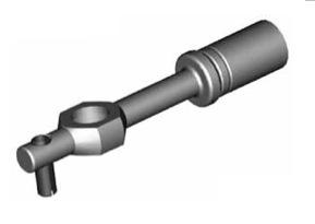 Raccordi ad occhio diritti 10mm per freni  - GBHFB36