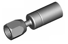 Raccordi femmine girevoli per tubi freno - GBHF09