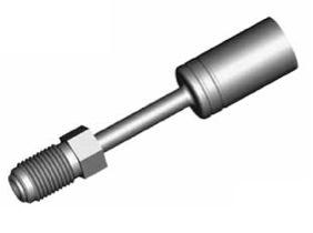 Raccordi maschi girevoli metrici per tubi freno - GBHF34