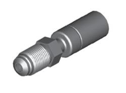 Raccordi maschi girevoli metrici per tubi freno - GBHF77