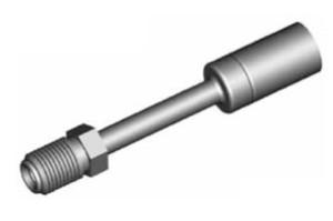 Raccordi maschi girevoli per tubi freno - GBHF04