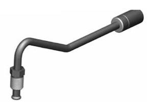 Raccordi maschi girevoli per tubi freno - GBHF119