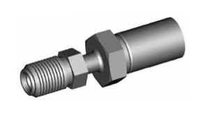 Raccordi maschi girevoli per tubi freno - GBHF39