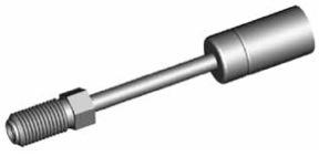 Raccordi maschi girevoli per tubi freno - GBHF63