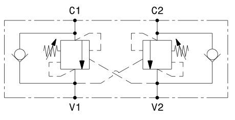 valvole-overcenter-doppio-effetto-in-linea-flangiabili-dis1