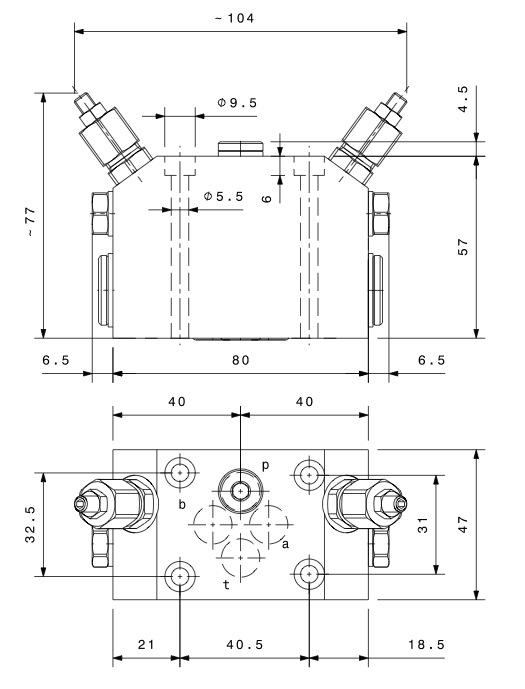 valvola-direzione-automatica-cetop-3-per-piastra-cetop-3-dis2