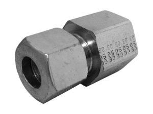 Terminale din diritto femmina - filetto gas cilindrico