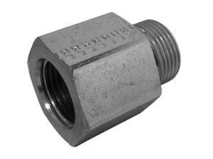 Terminale din diritto femmina - filetto gas cilindrico (solo corpo)