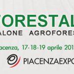Difast presente alla fiera FORESTALIA a Piacenza dal 17 al 19 aprile 2015