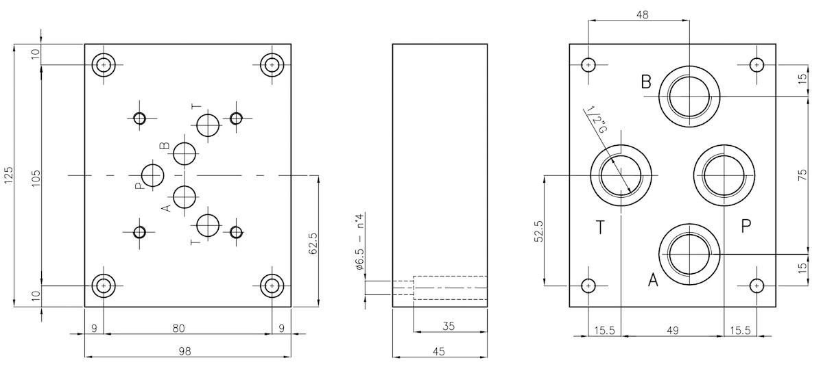 base-per-singola-elettrovalvola-cetop-5-connessioni-posteriori-dis