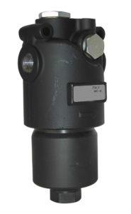 Supporto filtro in linea alta pressione 220 bar