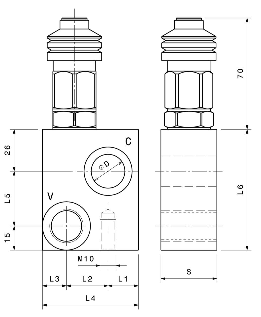 valvola-arresto-cilindro-flangiabile-con-vite-cava-dis3