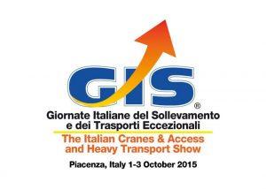 GIS - Piacenza - 1/3 ottobre 2015