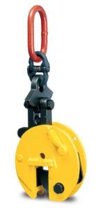 Pinze sollevalamiere verticali con snodo tipo TBS con leva di sicurezza