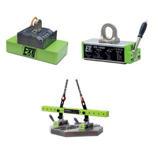 FX e FXE Sollevatori magnetici - caratteristiche generali