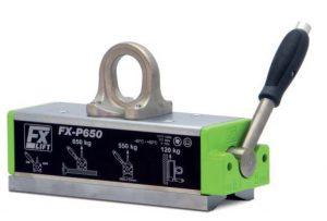 FX-P Sollevatori magnetici permanenti speciali per lastre sottili e tubi