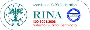 RINA ISO 9001:2008
