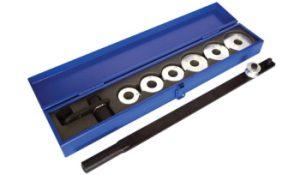 Curvatubi manuale per tubi di acciaio da 6 a 18 mm